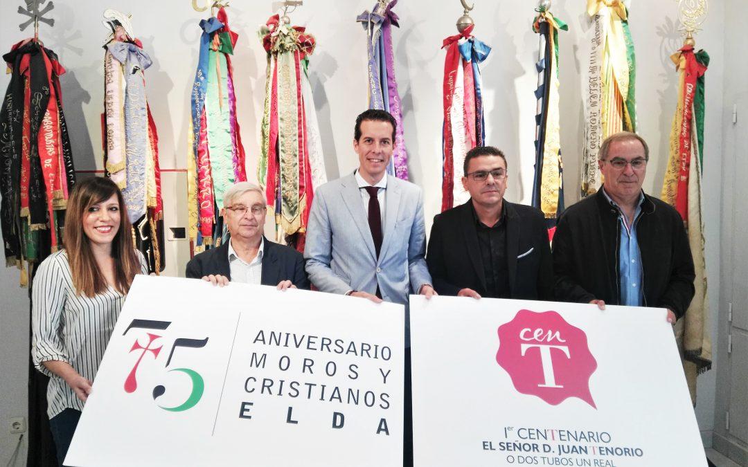 Elda se prepara para celebrar el aniversario de los Moros y Cristianos y el Don Juan Tenorio