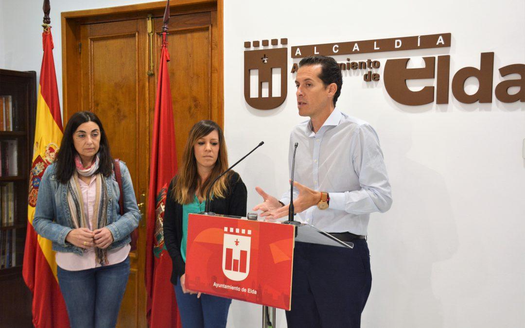 Elda solicitará declarar la bajada de antorchas de Bolón como Bien de Relevancia Local