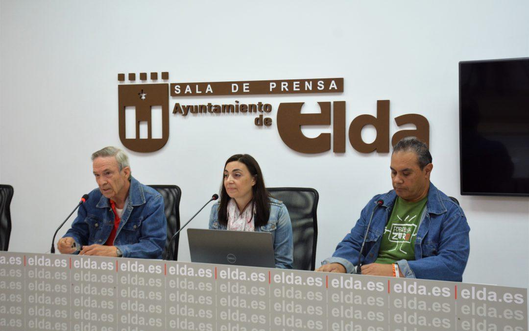 La plaza Sagasta acoge el sábado la celebración del Día Internacional para la Erradicación de la Pobreza