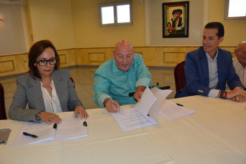 AMFI firma un contrato de dos años para abrir de nuevo los Salones Princesa