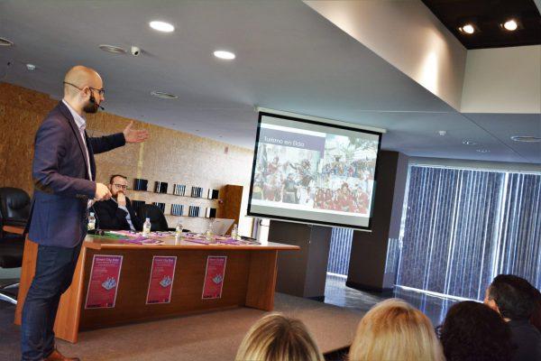 Presentación del proyecto Smart City Elda.