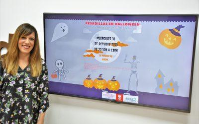 El Centro Cívico de Elda se convertirá en un pasaje del terror durante la noche de Halloween