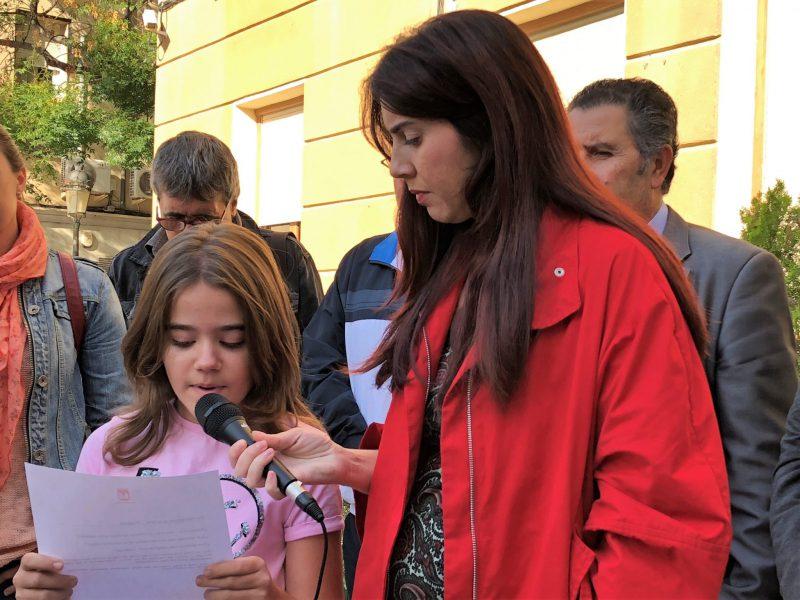 El Ayuntamiento de Elda celebra el Día Internacional de la niña