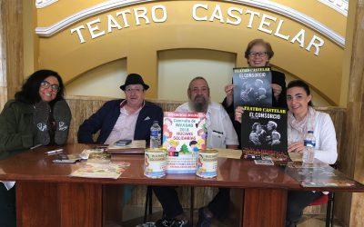 'El Consorcio' actuará en el Teatro Castelar el próximo 31 de octubre