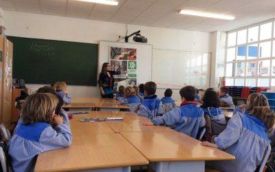 Cerca de 700 escolares participarán en los talleres de consumo responsable impartidos por la OMIC