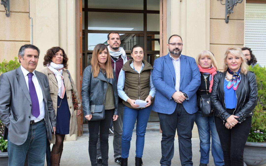 Los grupos políticos del Ayuntamiento de Elda se unen en contra del racismo, la xenofobia y toda clase de discriminación
