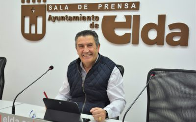 El Ayuntamiento de Elda no subirá ningún impuesto el próximo año