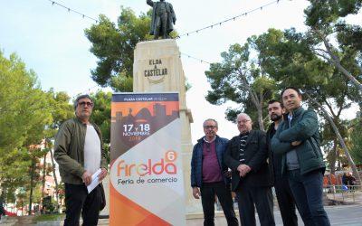 El comercio de Elda sale a la calle los días 17 y 18 de noviembre con la VI edición de Firelda