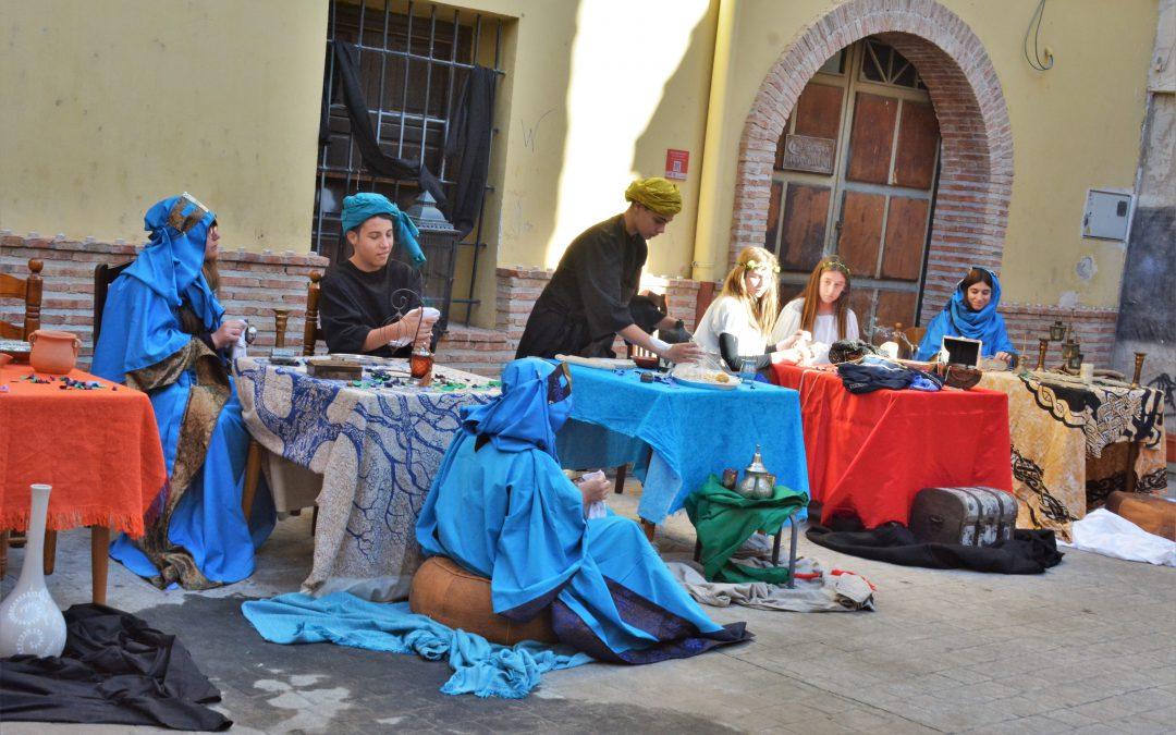 """El proyecto educativo """"La Llave de Elda"""" arranca una nueva edición con la representación de una obra teatral"""