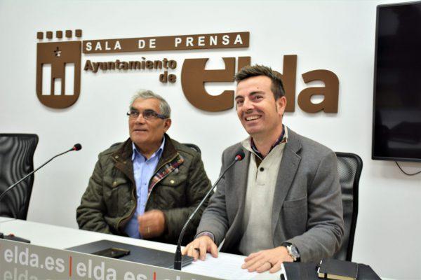 Antonio Cuenca y Fernando Gómez.