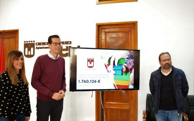 El Ayuntamiento inicia los trámites para la construcción del nuevo centro infantil Santa Infancia