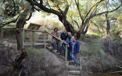 Medio Ambiente presenta el Sendero Circular del Pantano de Elda