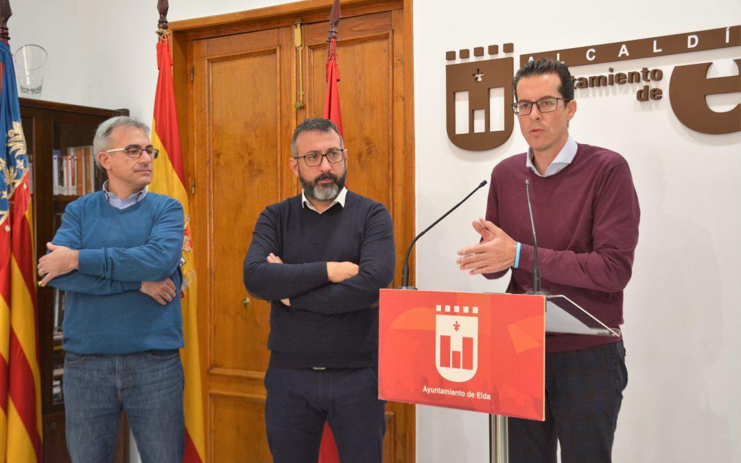 El Ayuntamiento de Elda aprueba la mayor oferta de empleo público de los últimos años