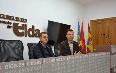 El Ayuntamiento de Elda aprueba el contrato de Mantenimiento de Jardines