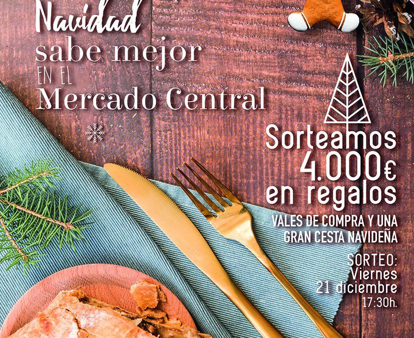 El Ayuntamiento de Elda inicia la campaña '¡La Navidad sabe mejor en el Mercado Central de Elda!'