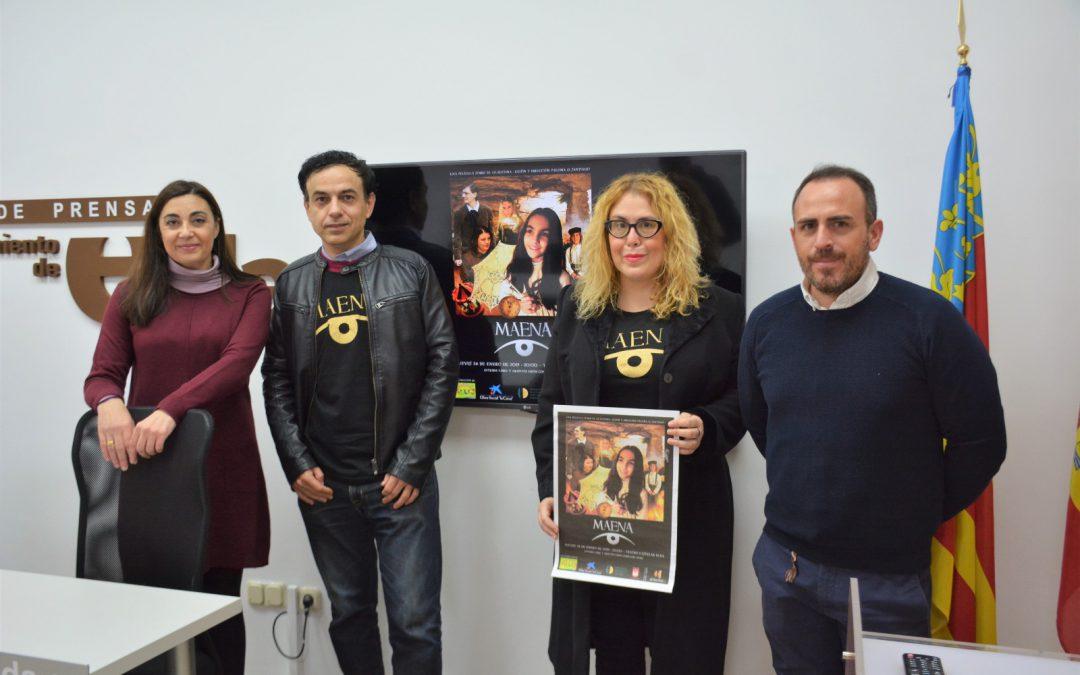 El Teatro Castelar acoge la proyección de una película destinada a concienciar sobre la enfermedad del glaucoma