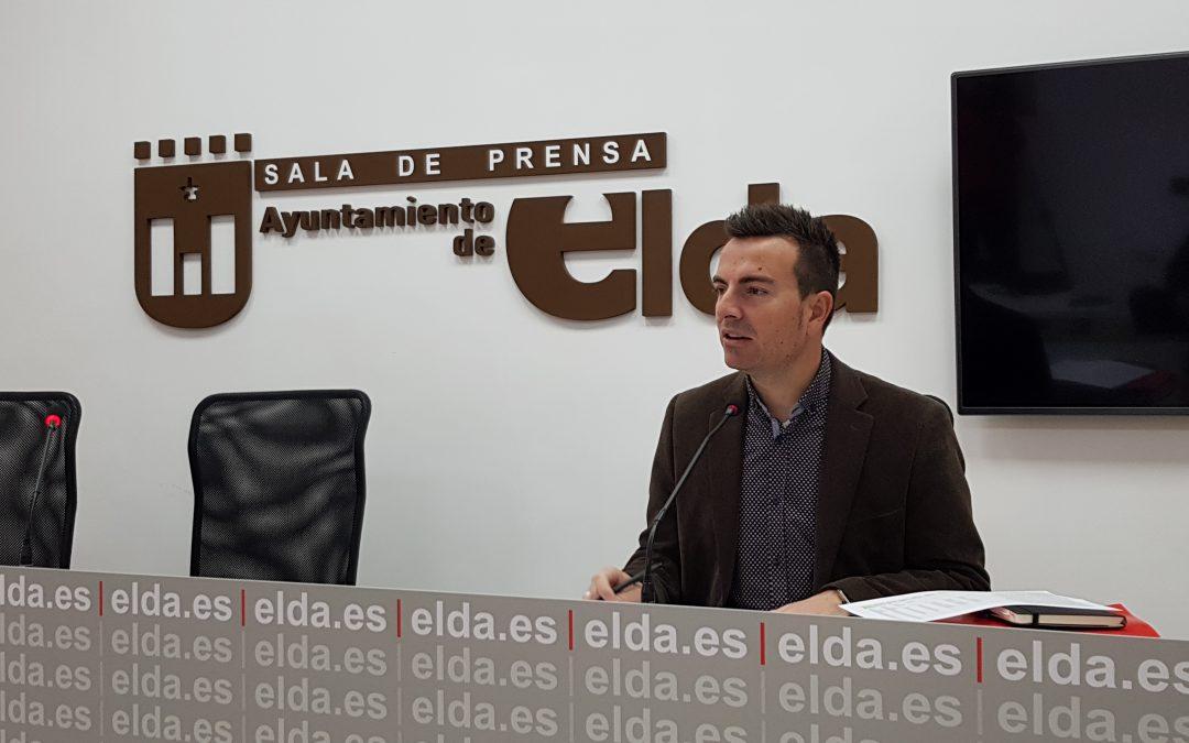 El Ayuntamiento de Elda aumenta un 15% las ayudas destinadas a entidades, deportistas y Ampas