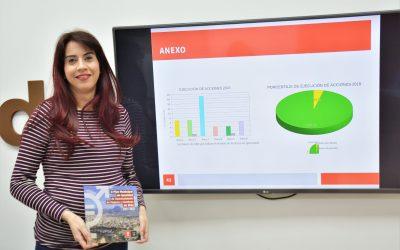 El Ayuntamiento de Elda ejecutó en 2018 el 96% de las acciones de mejora de políticas de Igualdad