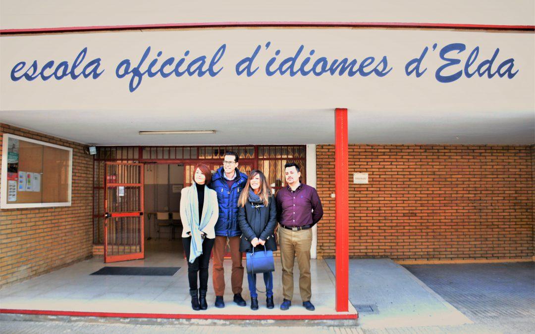 Luz verde para la reforma de la Escuela Oficial de Idiomas de Elda con un presupuesto de 211.840 euros