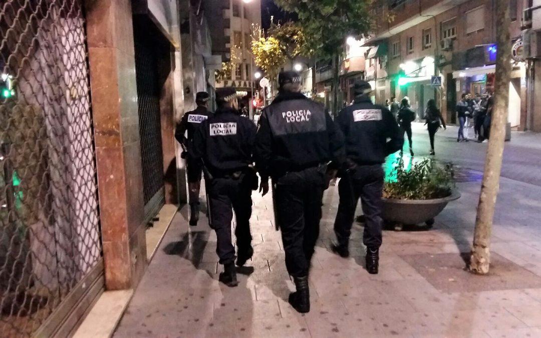 La colaboración ciudadana permite identificar a los autores de diferentes actos vandálicos en Elda