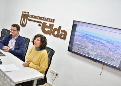 Medio Ambiente implementa en su web una aplicación para determinar la calidad de las zonas verdes de la ciudad