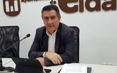 El Ministerio de Fomento subvenciona con 32.445 euros el transporte público de Elda