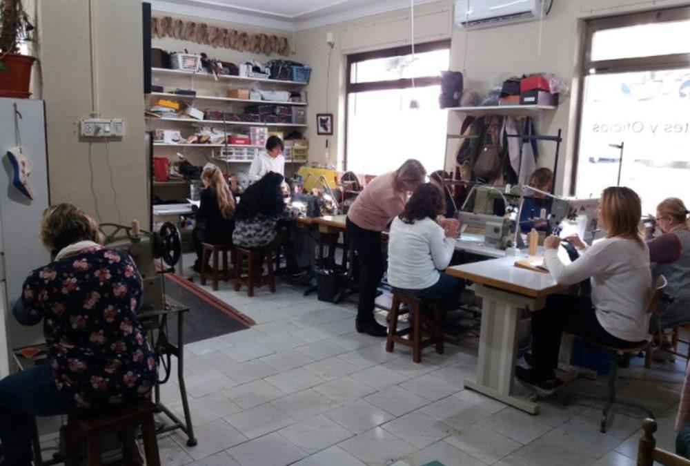 Un total de 13 personas desempleadas se forman con el curso de aparado organizado conjuntamente por Idelsa y Avecal