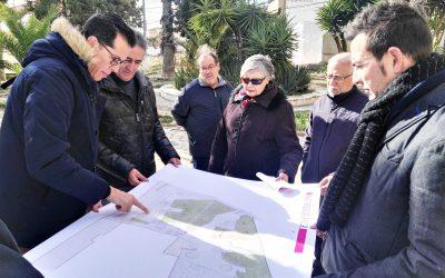 El Ayuntamiento de Elda destina 151.189 euros para la renovación del jardín anexo a la Unidad de Conductas Adictivas