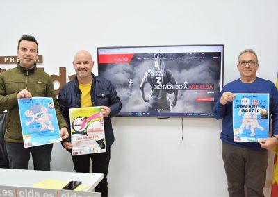 La Asociación Amigos del Balonmano de Elda presenta un calendario repleto de actividades para 2019