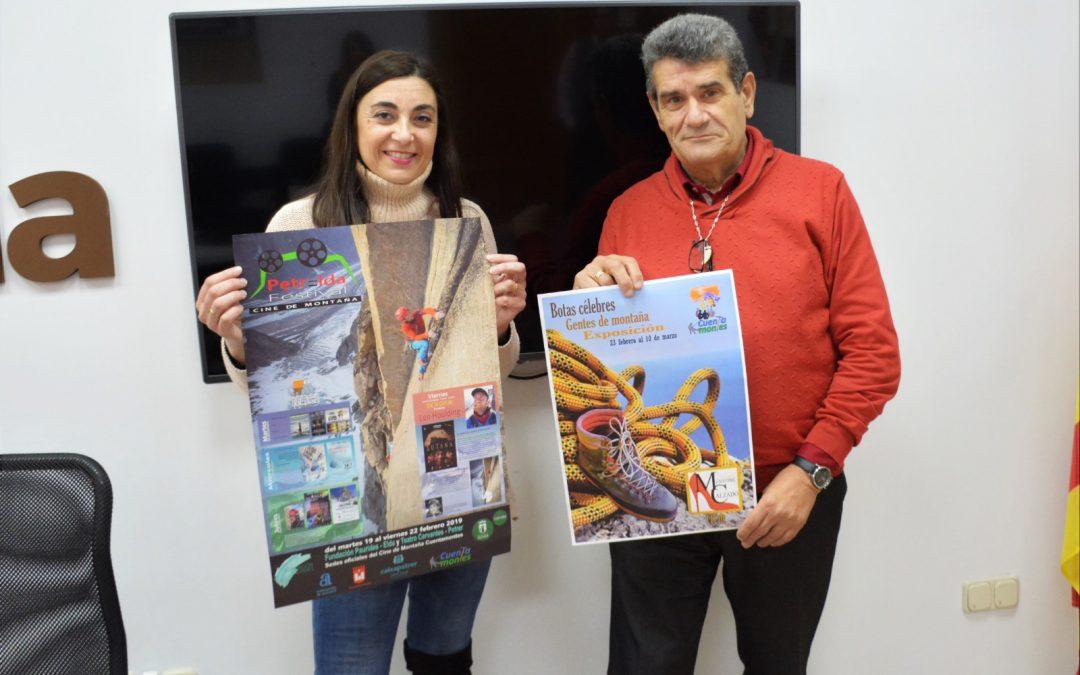Elda presenta las actividades dedicadas a la cultura de montaña organizadas por Cuentamontes