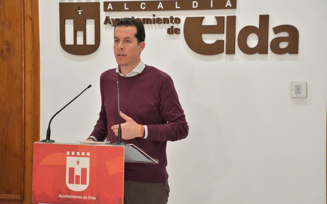 El alcalde de Elda se compromete con el Ampa del C.E.E. Miguel de Cervantes a implicar a todas las administraciones en la solución de  los problemas del centro