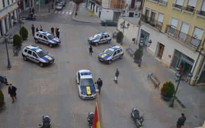 El teléfono de emergencias 112 transfiere un total de 2.897 incidentes a la Policía Local de Elda