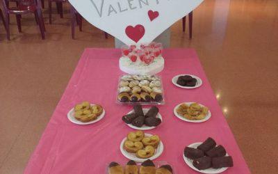 Servicios Sociales celebra San Valentín en los bailes para mayores del Centro Cívico