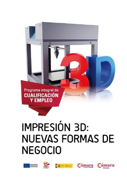 Idelsa y la Cámara de Comercio organizan un curso sobre Impresión en 3 D  para jóvenes en Garantía Juvenil