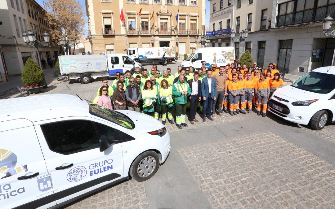 El Ayuntamiento lanza la campaña 'Elda Bonica' para concienciar sobre la importancia de mantener limpia la ciudad
