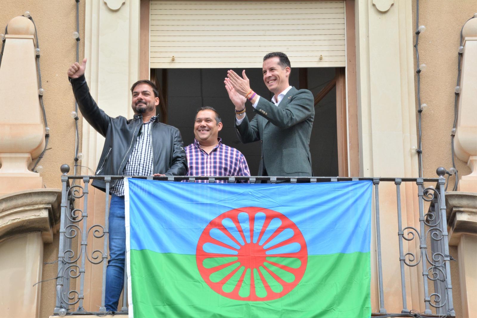 El Ayuntamiento de Elda celebra el Día Mundial del Pueblo Gitano