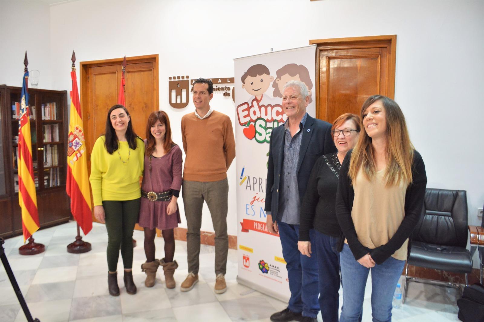 El Ayuntamiento de Elda y la Asociación de Diabéticos ponen en marcha el programa Educa Salud para formar e informar sobre la enfermedad de la diabetes