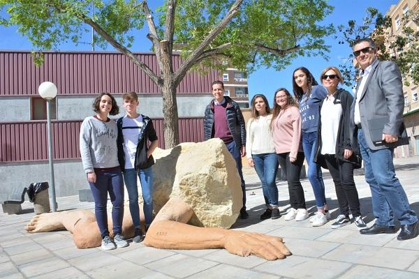 Cinco estudiantes de Elda visitarán el campo de concentración de Mauthausen dentro de un  programa de convivencia democrática