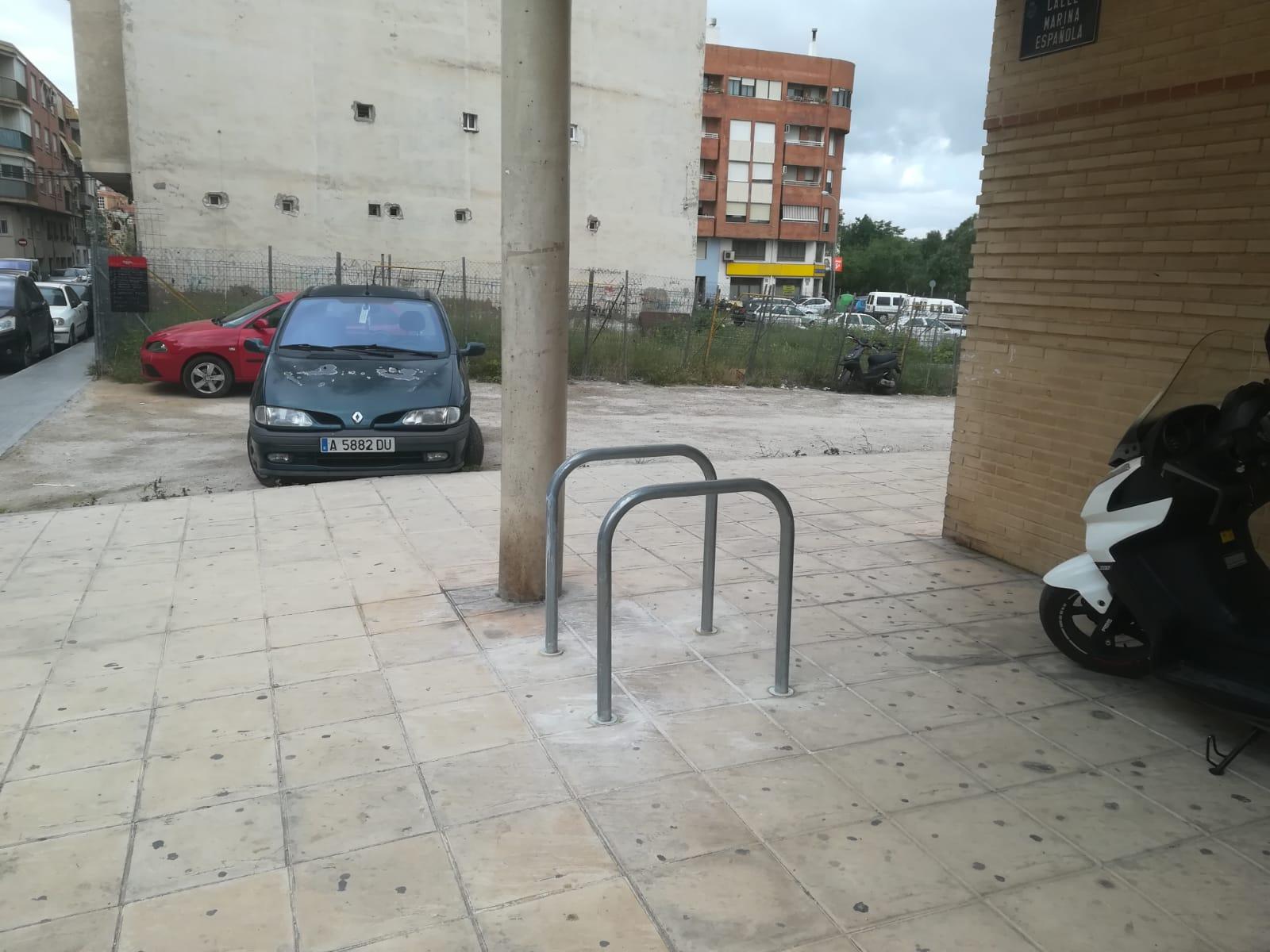 El Ayuntamiento de Elda instalará 25 aparcabicis en diferentes ubicaciones de la ciudad