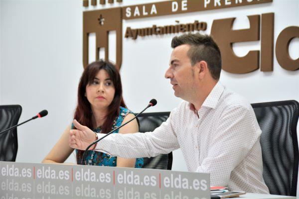 Los grupos municipales de Elda alcanzan un acuerdo para regular las retribuciones de los miembros de la Corporación
