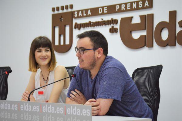 La fachada del Ayuntamiento de Elda se teñirá  de verde para luchar contra la ELA