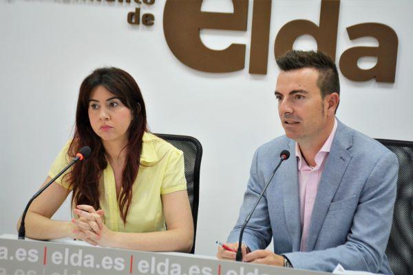 La Junta de Gobierno del Ayuntamiento de Elda adjudica diferentes contratos para mejorar los servicios e infraestructuras de la ciudad