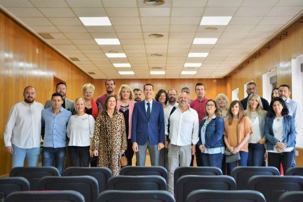 La sesión de investidura de la nueva Corporación municipal de Elda se celebrará este sábado en el Teatro Castelar