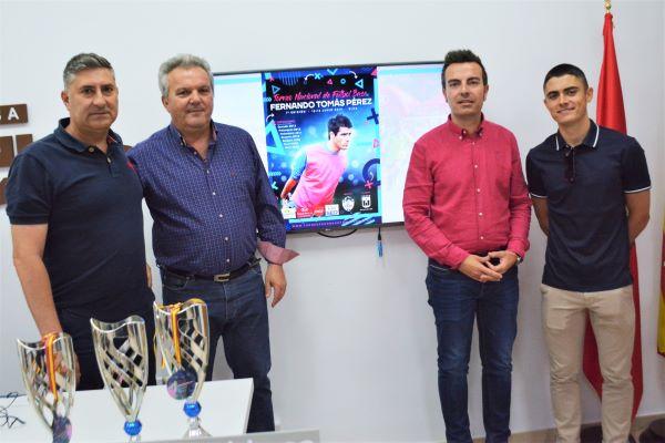 Elda se convertirá en el referente del fútbol base nacional durante el VII Torneo Fernando Tomás