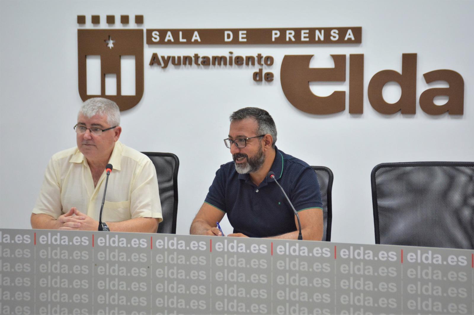 El Ayuntamiento de Elda sustituirá las luminarias de la zona Trinquete y Cruz Roja por tecnología LED