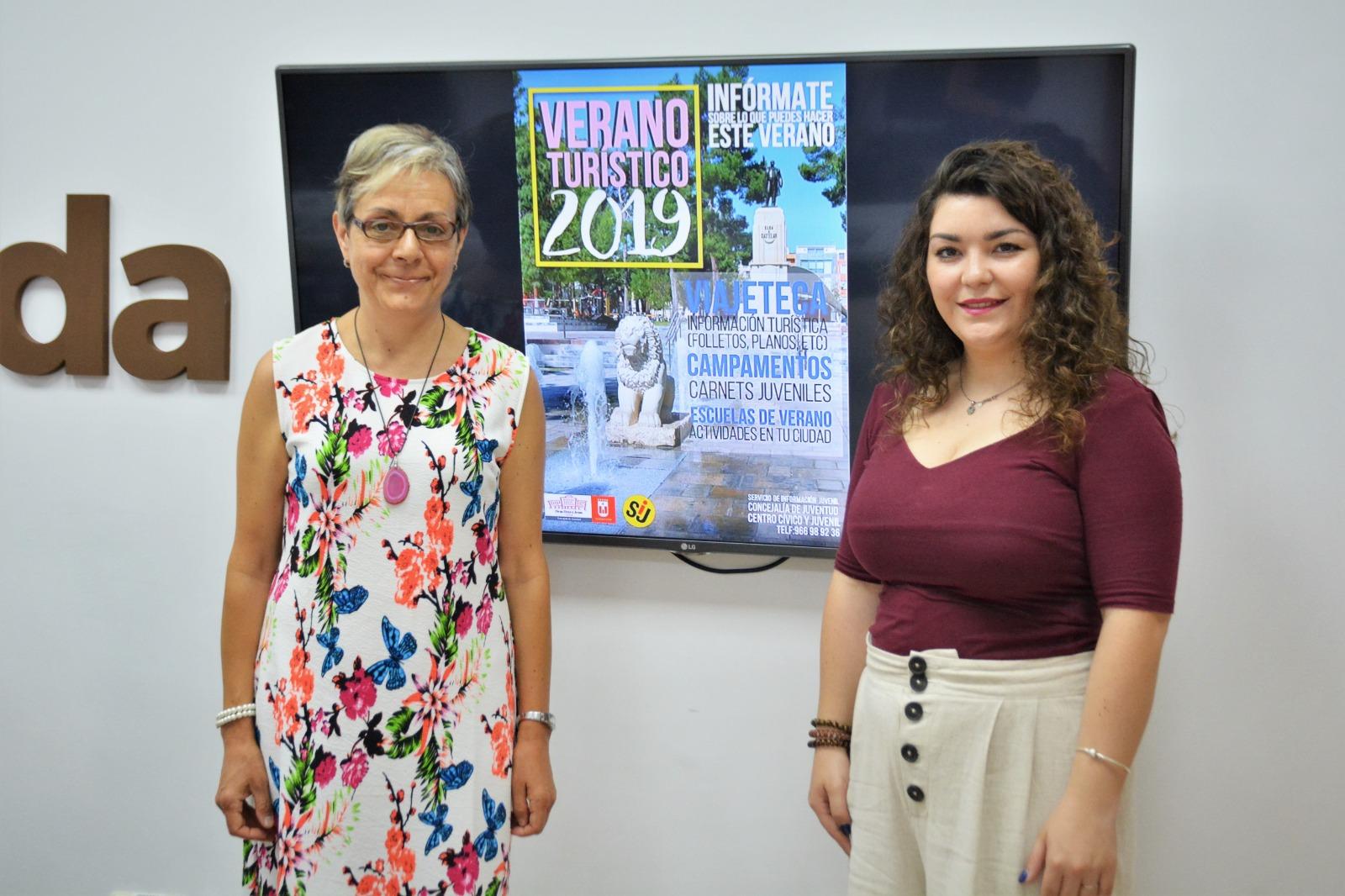 El Ayuntamiento de Elda presenta la campaña 'Verano turístico' con actividades para los jóvenes