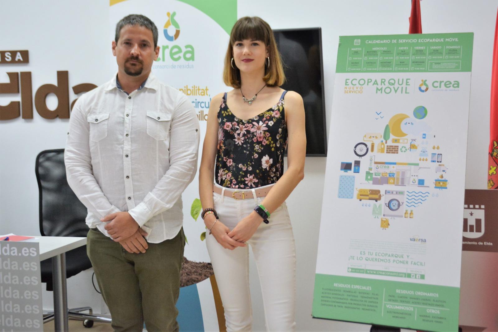 El próximo sábado el servicio de Ecoparque Móvil ofrecerá una actividad con un Educador ambiental