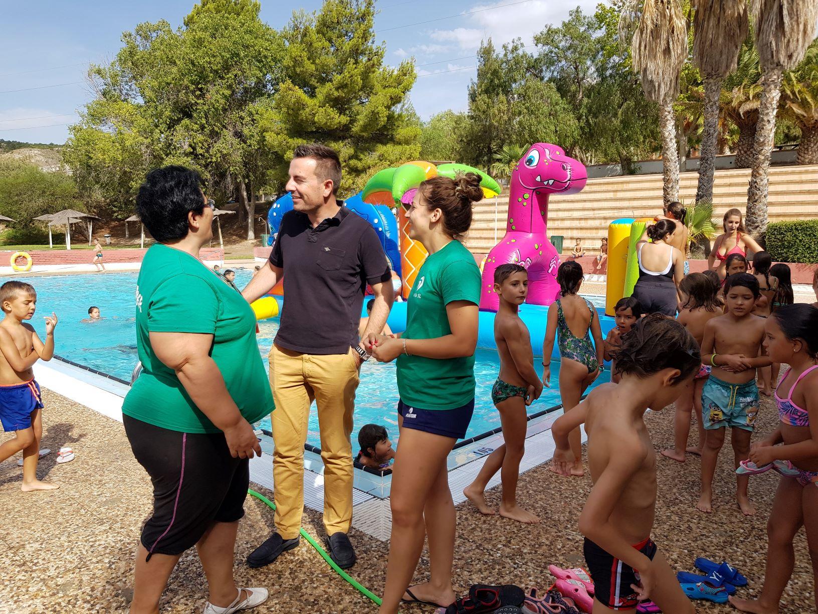Un millar de niños y niñas de Elda participan en las Escuelas de Verano organizadas por el Ayuntamiento