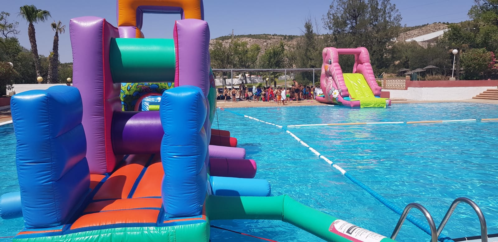 Finaliza el primer turno de la Escuela Municipal de Verano con una fiesta para los 300 niños que han participado