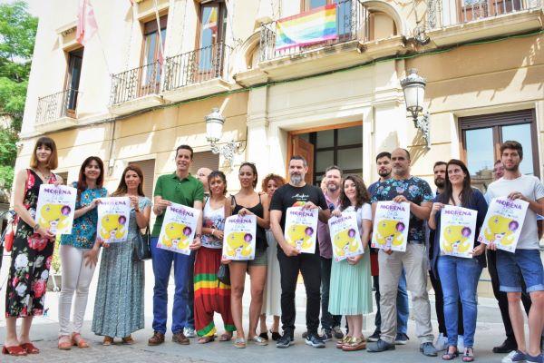 Elda celebrará el próximo sábado el Orgullo LGTBI a través de la fiesta 'Mary Morena Party'